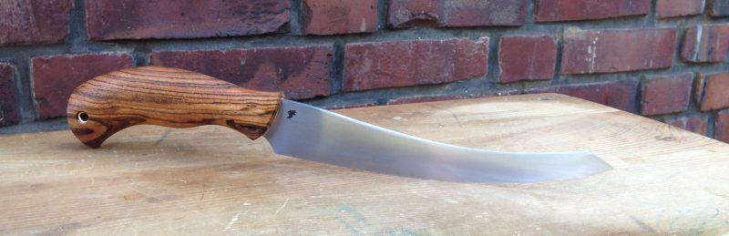 machete vs messer